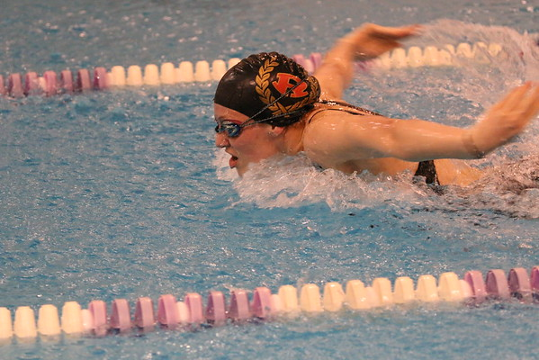 Rome High School Swim Team December 2016