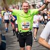 The champion running