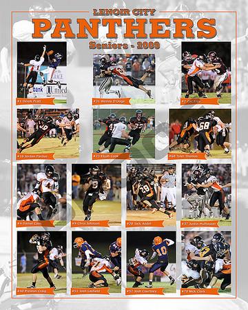 LCHS - Team Senior Poster