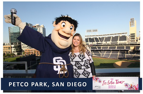 RIMS In-Site Tours at  the spectacular open-air view of Petco Park