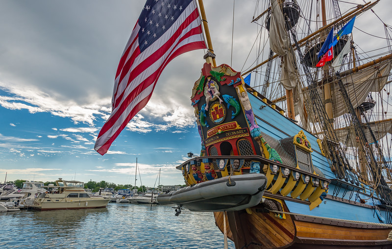 Tall Ships Festival- Greenport Villiage NY