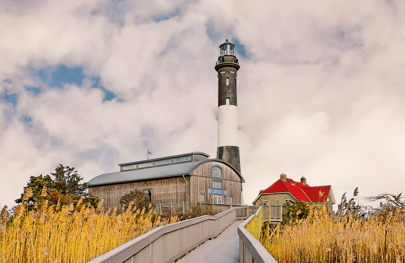 Fire Island Lighthouse