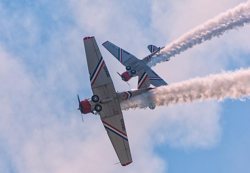 Amazing flying!