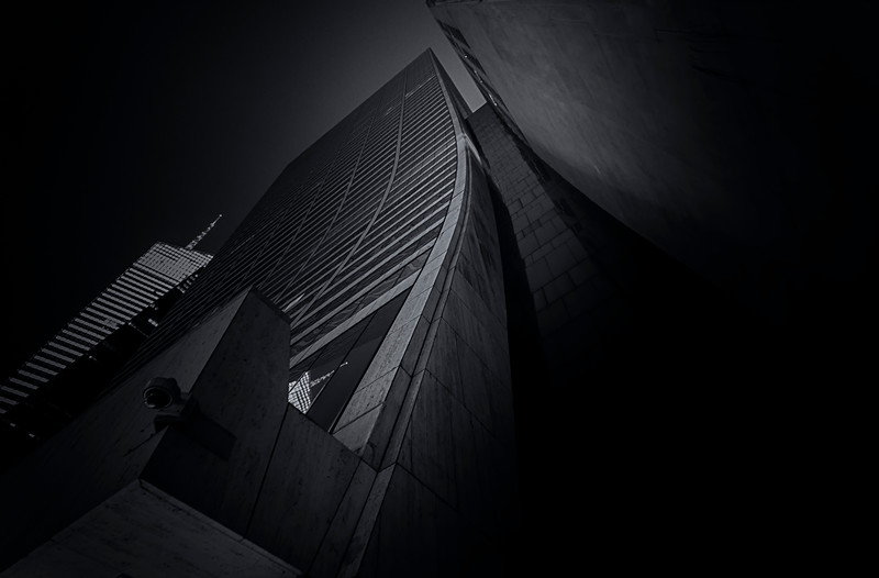 Skyscraping At Night!
