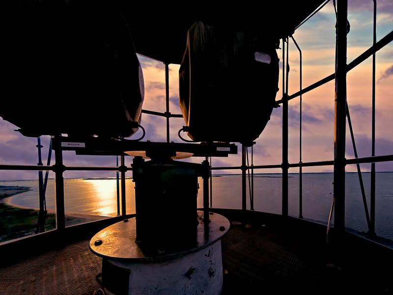 Fire Island lighthouse Sunset