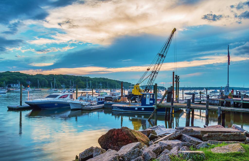 Seymor's Boat Basin, Northport NY