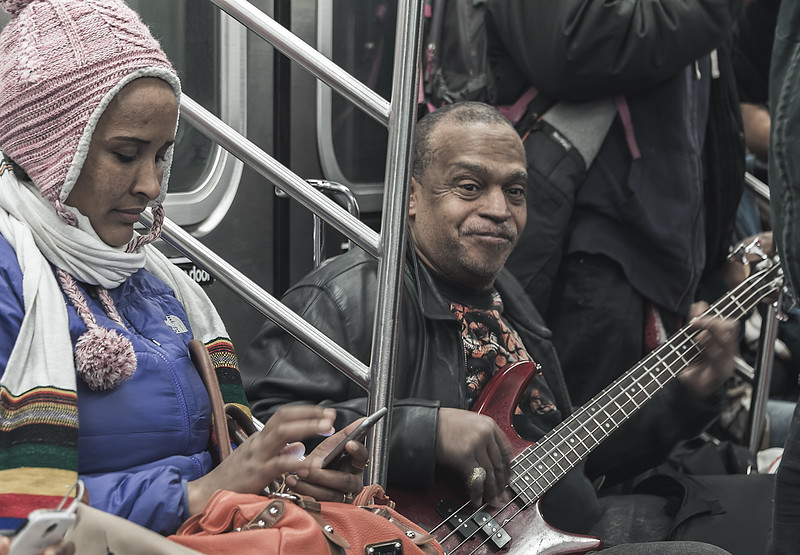 Subway Serenades for Small Change