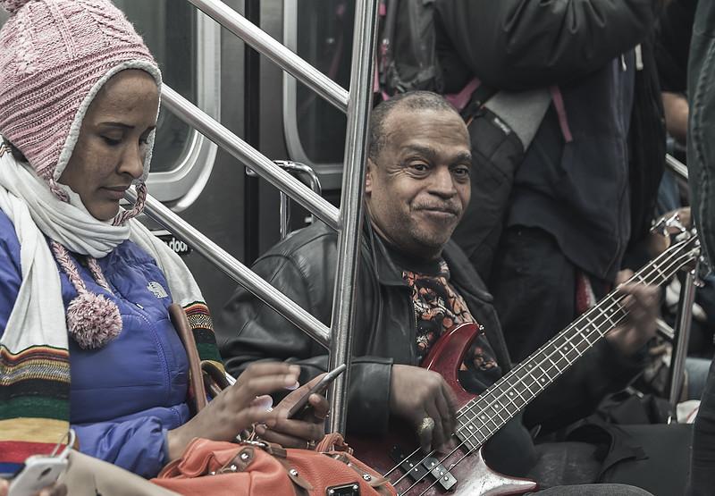 Subway Serenades for Small Change