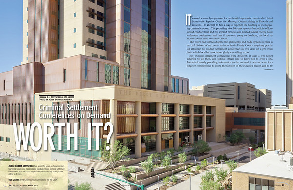 AZ State Bar Association Magazine