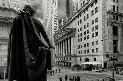 NY Stock Exchange, Wall Street NYC