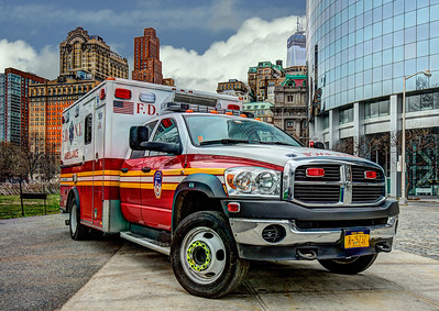 FDNY Emergency Medical Service