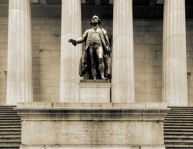 Federal Hall, Wall Street NYC