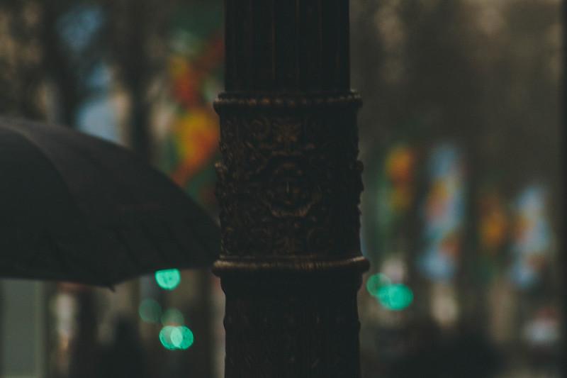 Paris Winter.