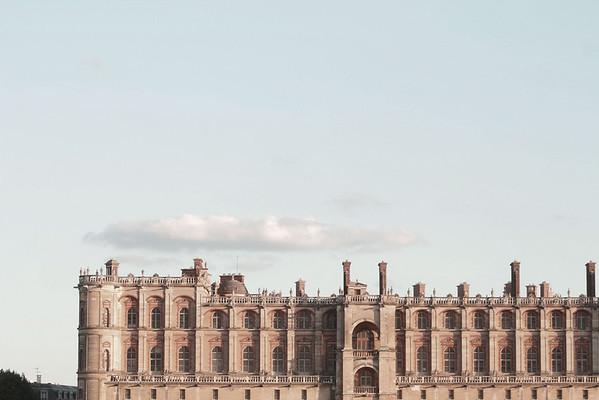 Château de Saint-Germain-en-Laye, Saint Germain, France