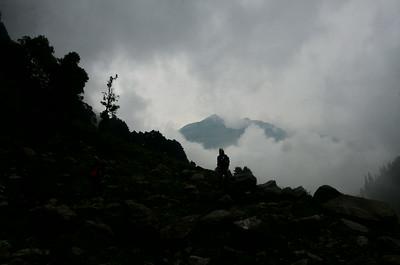 Tomorrow's mountain's behind us