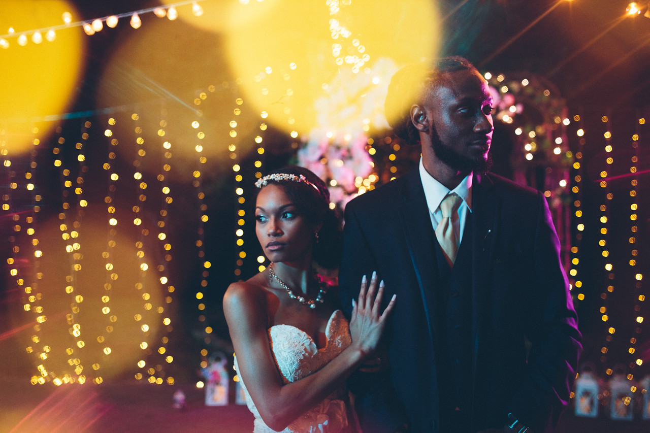 """The best part of shooting from this style is it's always different. I don't have a """"Money Shot"""" I make everyone do, or process my photos the same way every time. Every wedding is a new challenge to tackle, with its own interesting set of people, places, and conditions to work with."""
