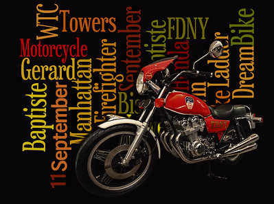 FDNY Dream Bike (Alternate Version)