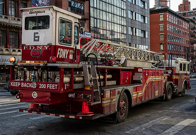 FDNY Hook & Ladder