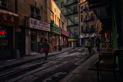 NYC's Murder Alley