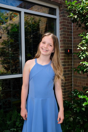 Paige 6th Grade Graduation