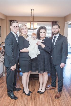 Paige's Baptism
