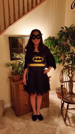 Paige Batgirl MORP 2015