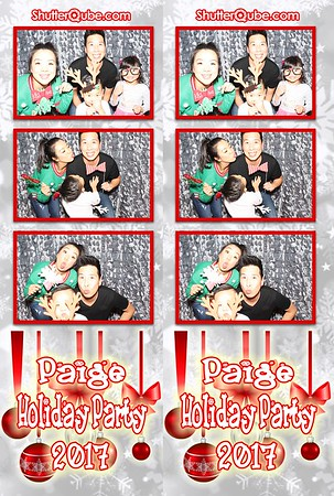 Paige Holiday Party 2017