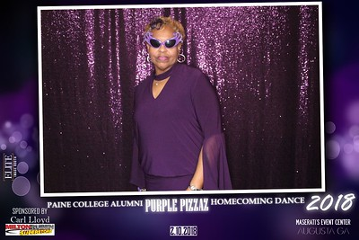 "2018.2.10  Paine College Alumni ""Purple Pizzazz"" Homecoming Dance 2018"