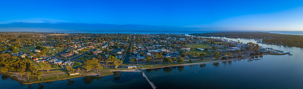 Painesville-Gippsland-Panorama-Morning