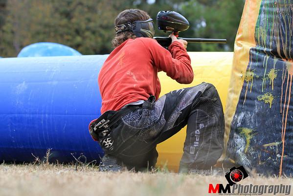 Carolina Gravediggers Practice 11-20-11