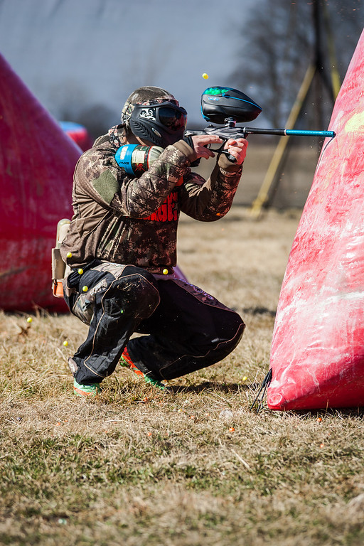 Central Paintball League (CPL) 2014