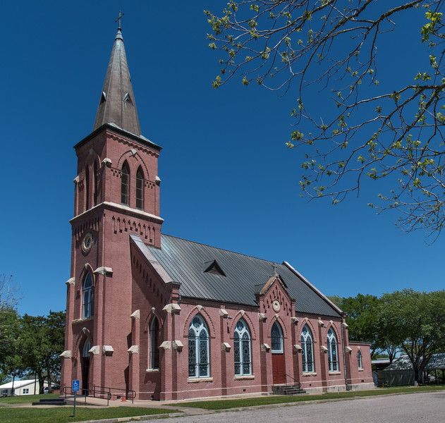 St. Mary Roman Catholic Church - High Hill