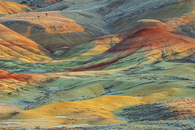 PAINTED HILLS OREGON