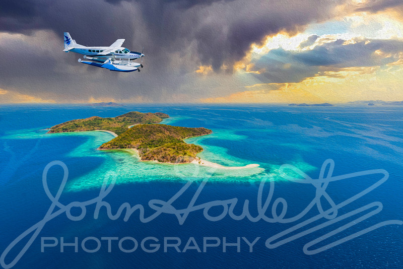Cessna C208B-EX Amphibian Seaplane in the Philippines