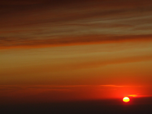 Lookout Mountain Sunrise