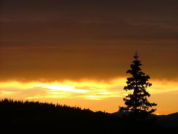 Gemini East Ridge Sunrise