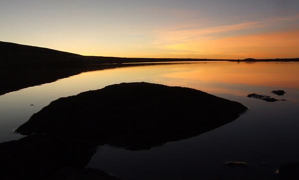 Summit Lake Sunrise