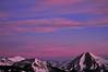 Monarch Pass Sunrise