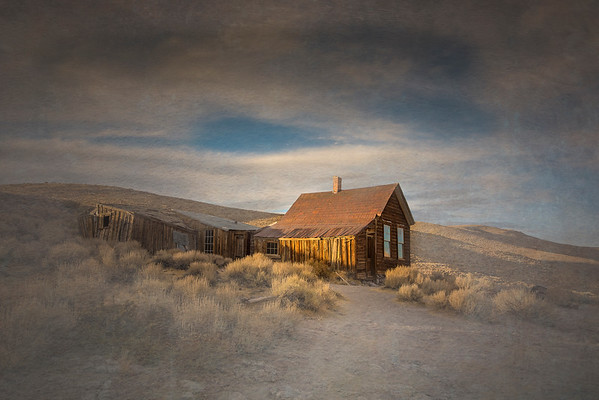 Old Cabin, Bodie