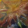Piñata de fuegos (acrilico)