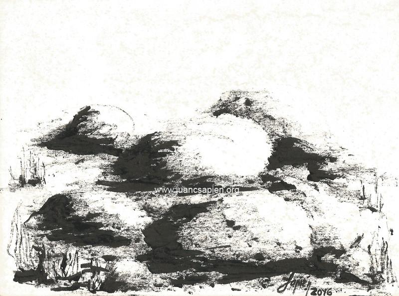 Rocas T1 (tinta)
