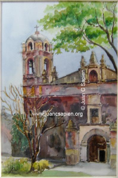 Atrio 2 de San Jacinto, Cd. de Mexico