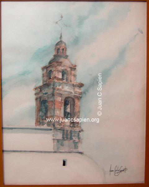 Torre Iglesia Santa Cruz