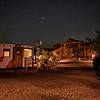 Starry Night at Apacheland, Apache Junction, Arizona