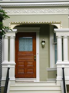 Restored facade.