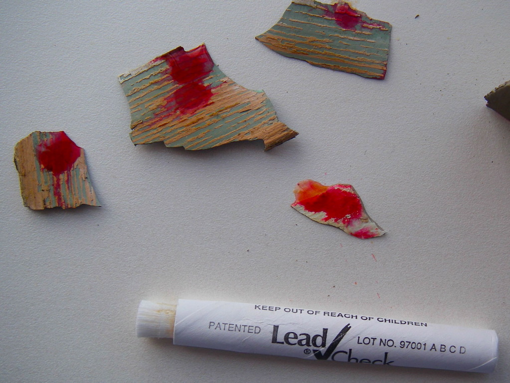 RED = LEAD