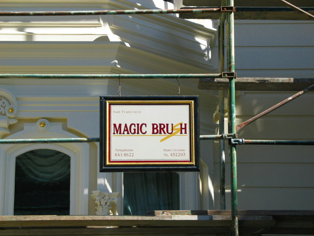 Magic Brush, Inc. Since 1976.