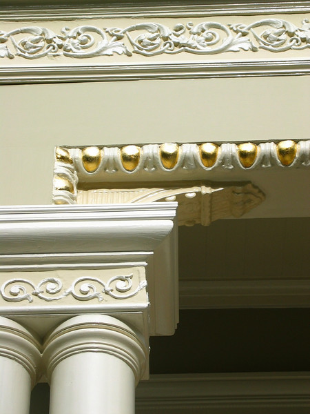 Detail of the detail of 2420 Gough Street.