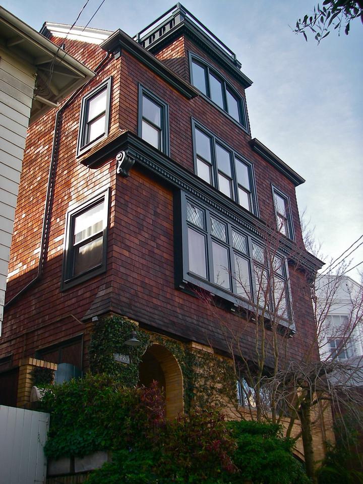2485 Broadway Street Residence.