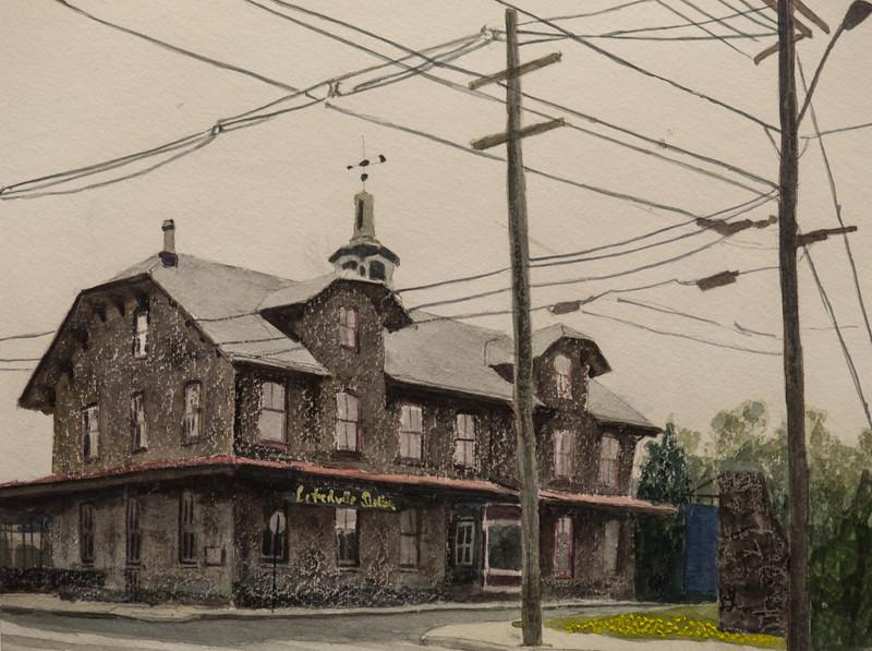 Lambertville Station
